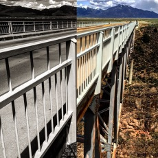 TGG Taos Gorge Bridge